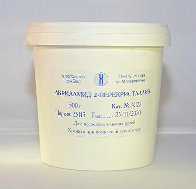 Акриламид 2-кристаллиз