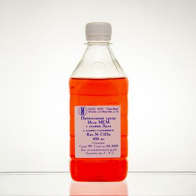Среда Игла МЕМ с солями Эрла c аланил-глутамином